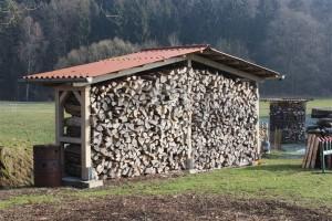 Holzschuppen2